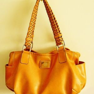 Dana Buchman Boho Shoulder/Hand Bag Purse Satchel